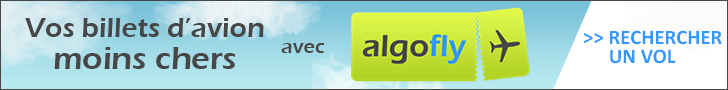 Redirection vers comparateur Algofly