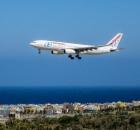 Avion de la compagnie Air Europa qui mettra en place prochainement des vols sans bagage en soute