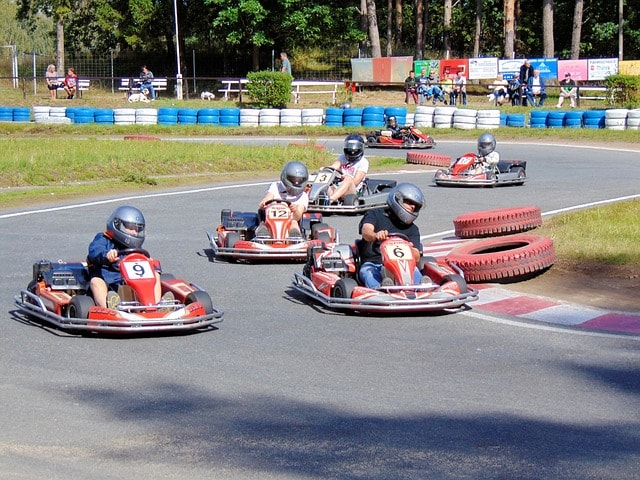 Top 3 des activit s surprenantes faire rome for Karting interieur