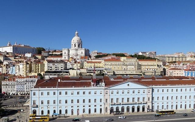 Lisbonne 5 Restaurants Rooftop 224 Lisbonne Pour Admirer